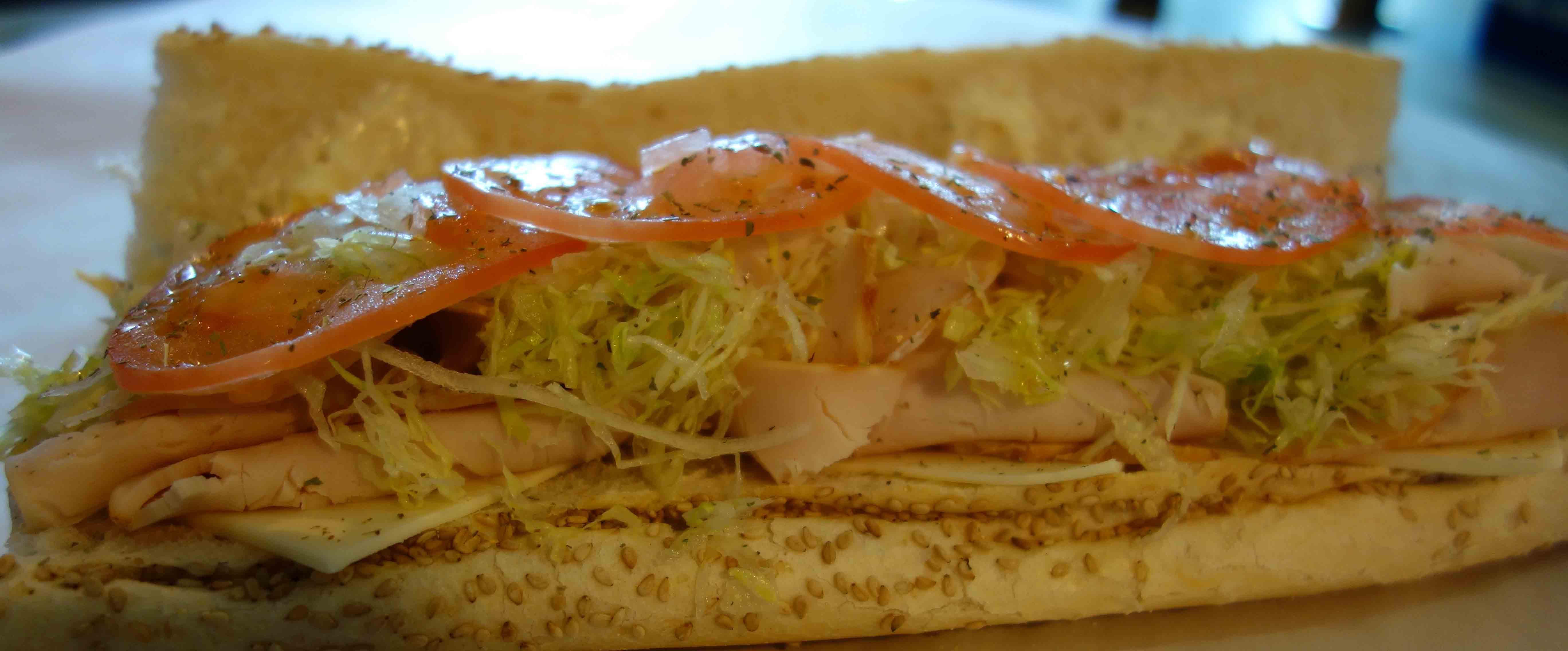Turkey Sandwich 01